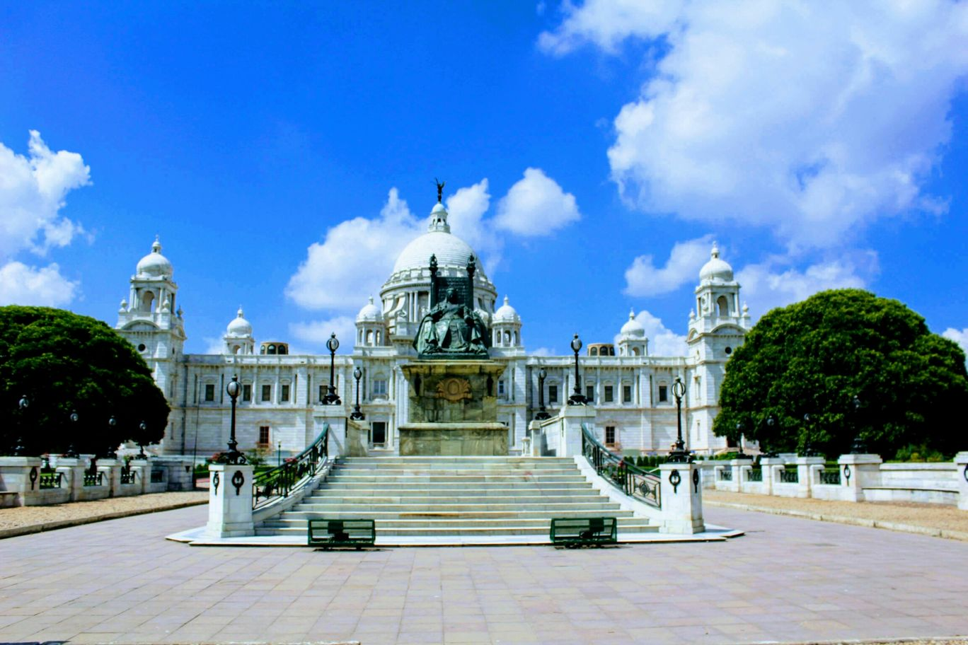 Photo of Victoria Memorial By D Deba