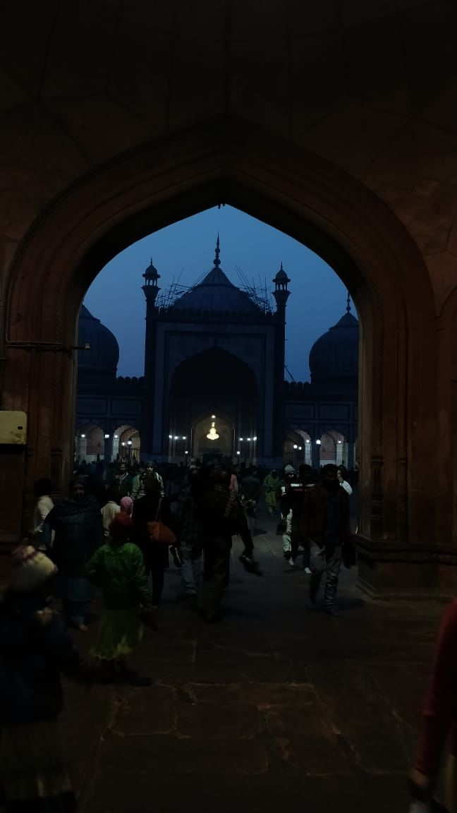 Photo of Jama Masjid By shada shell