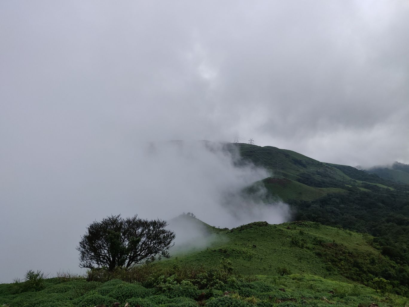Photo of Devaramane Viewpoint By Sambrama A S