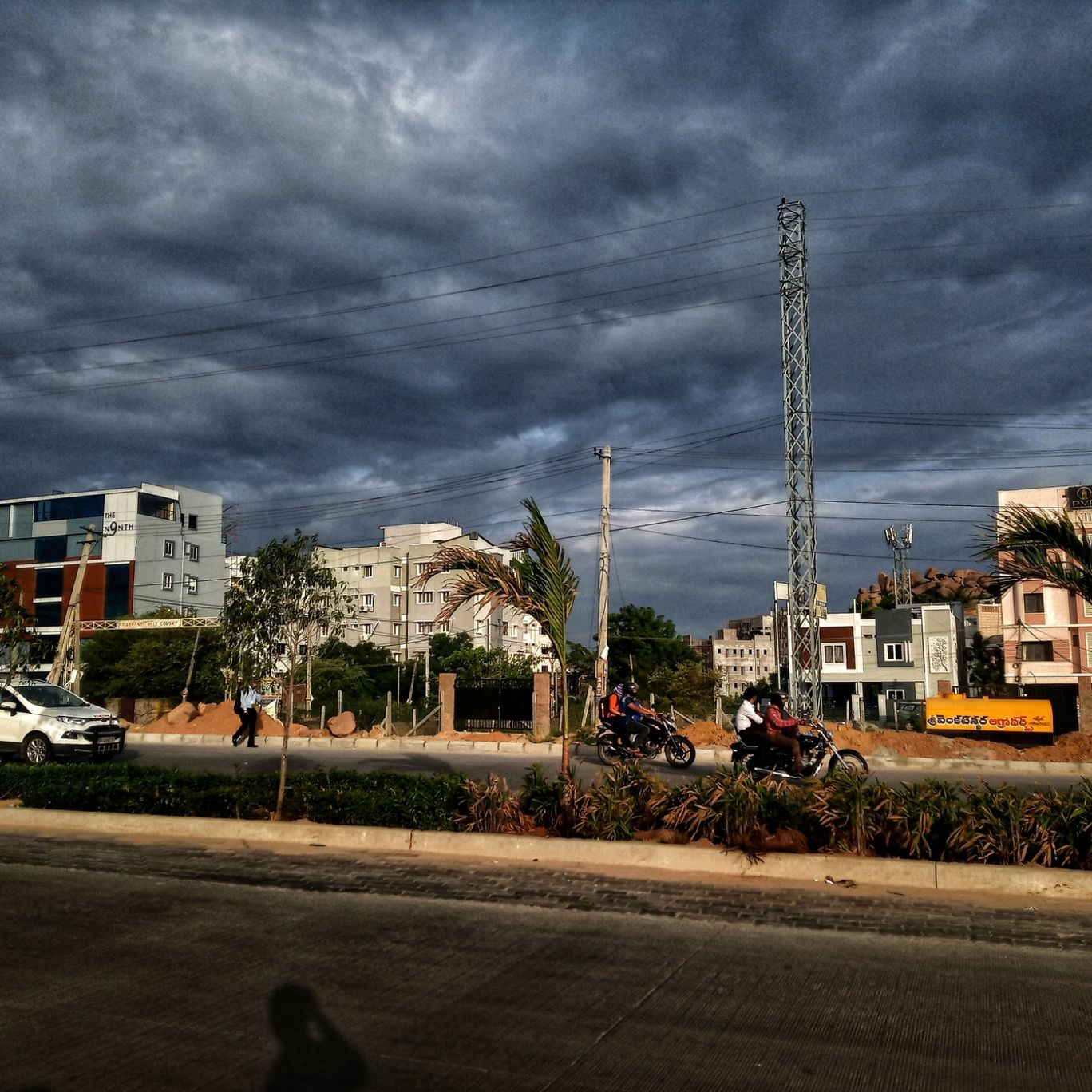Photo of Hyderabad By Sachin Singh