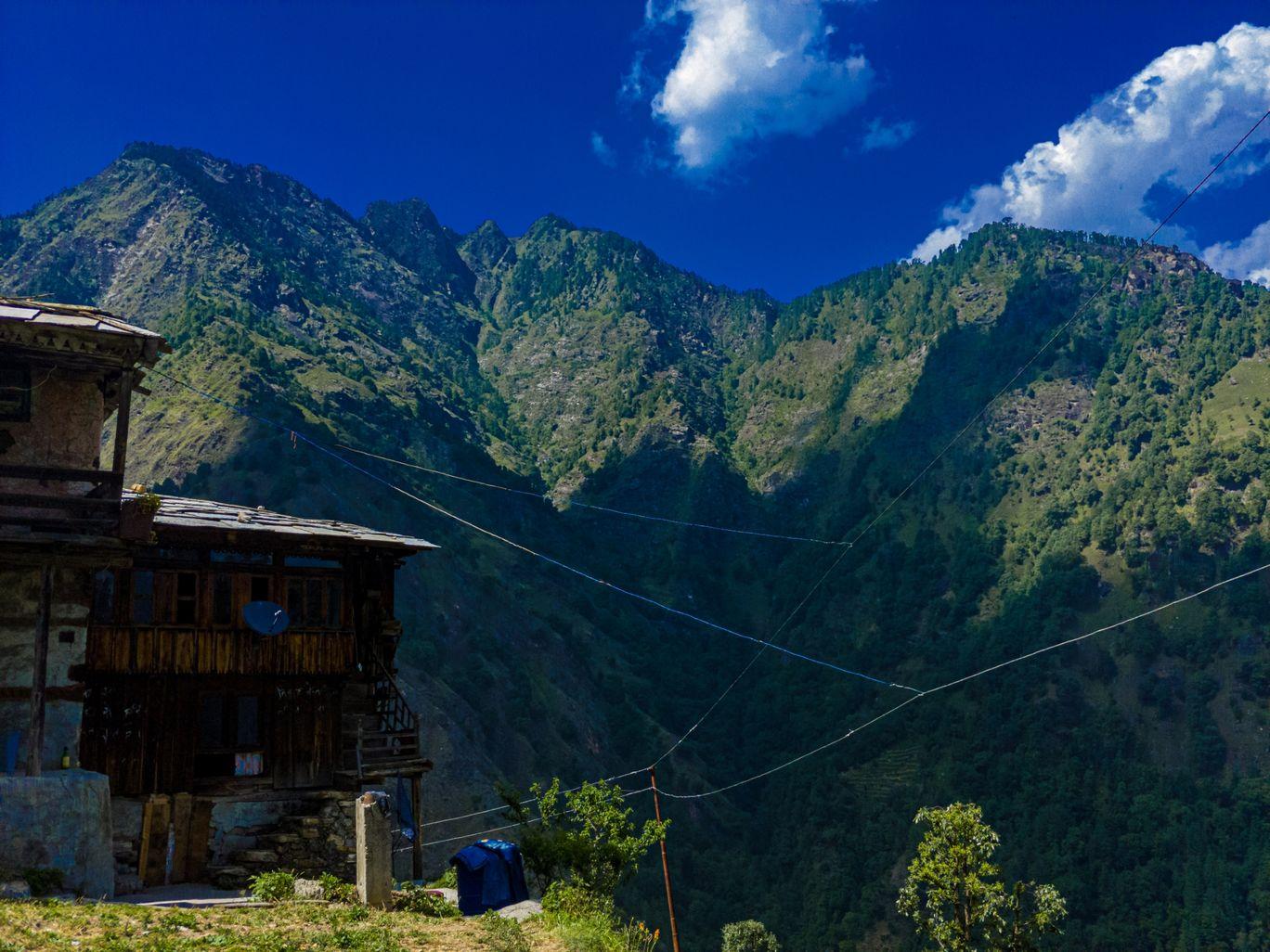 Photo of Sainj By Sanghita Nag