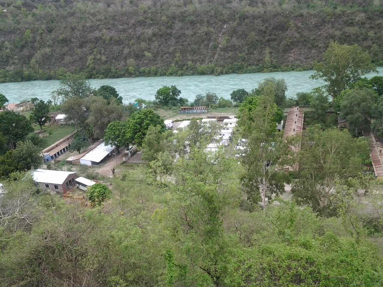 Photo of Bhakhra Dam By Jeevan Surjuse