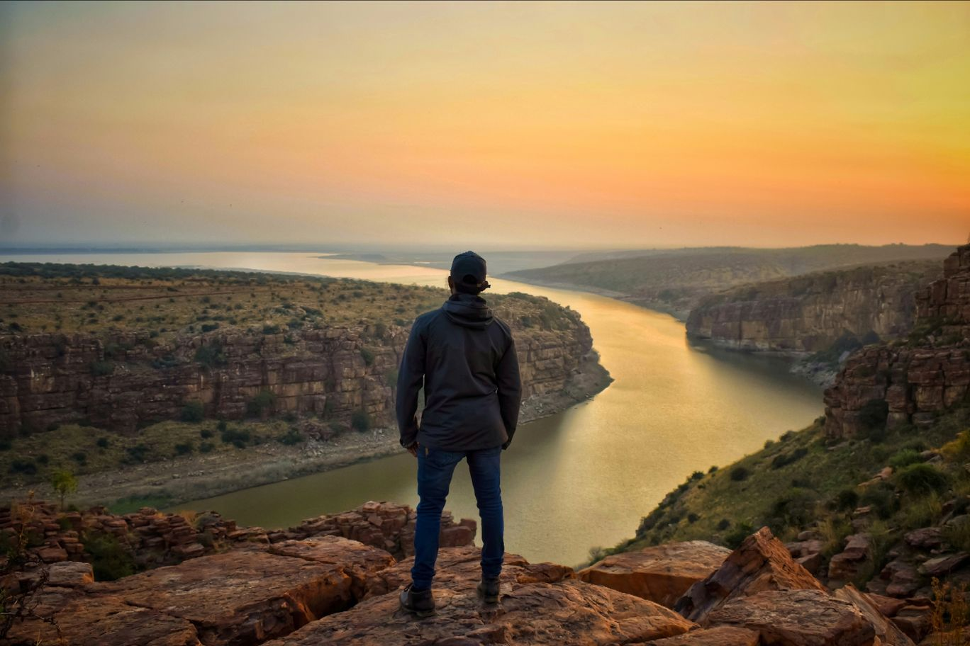 Photo of Gandikota By Nihal Sali