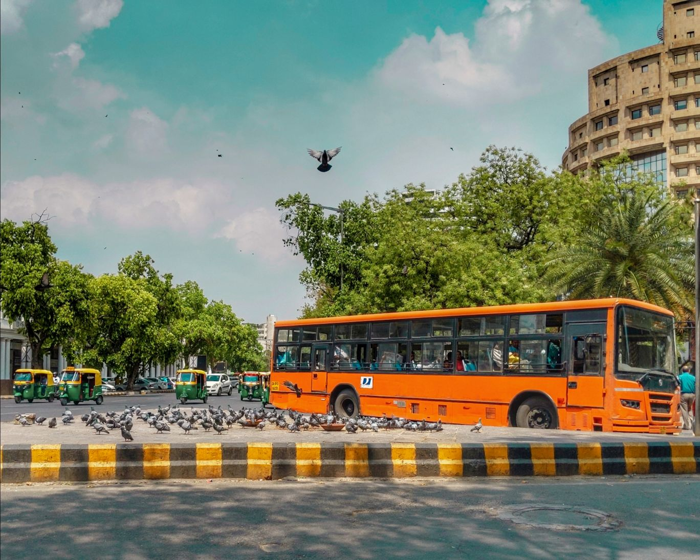 Photo of Connaught Place By Rhythm Grover