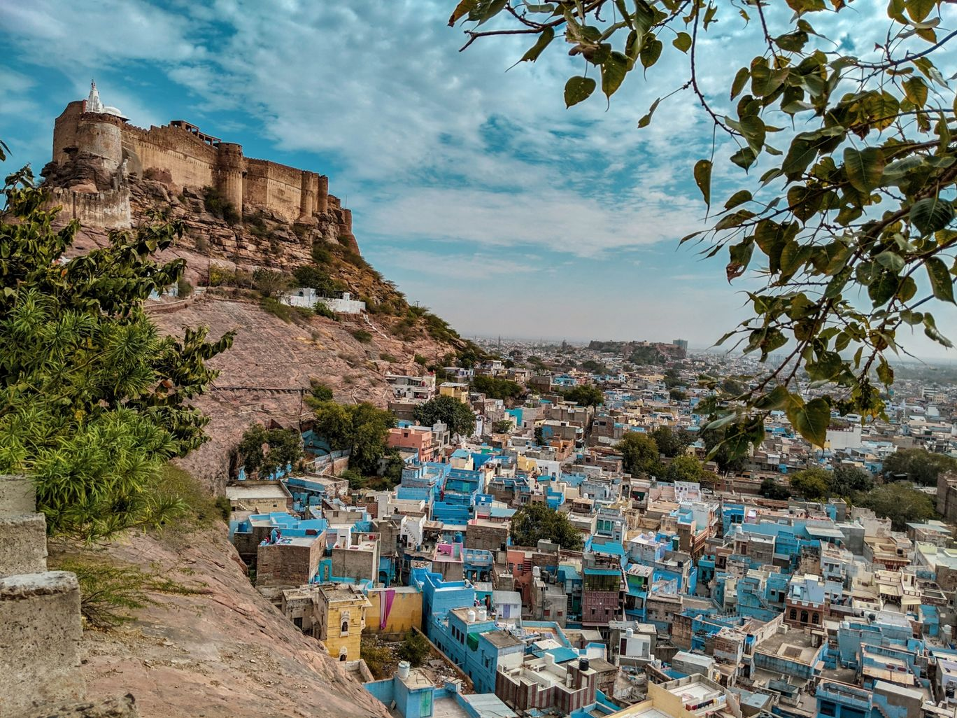 Photo of Mehrangarh Fort view point By Rhythm Grover