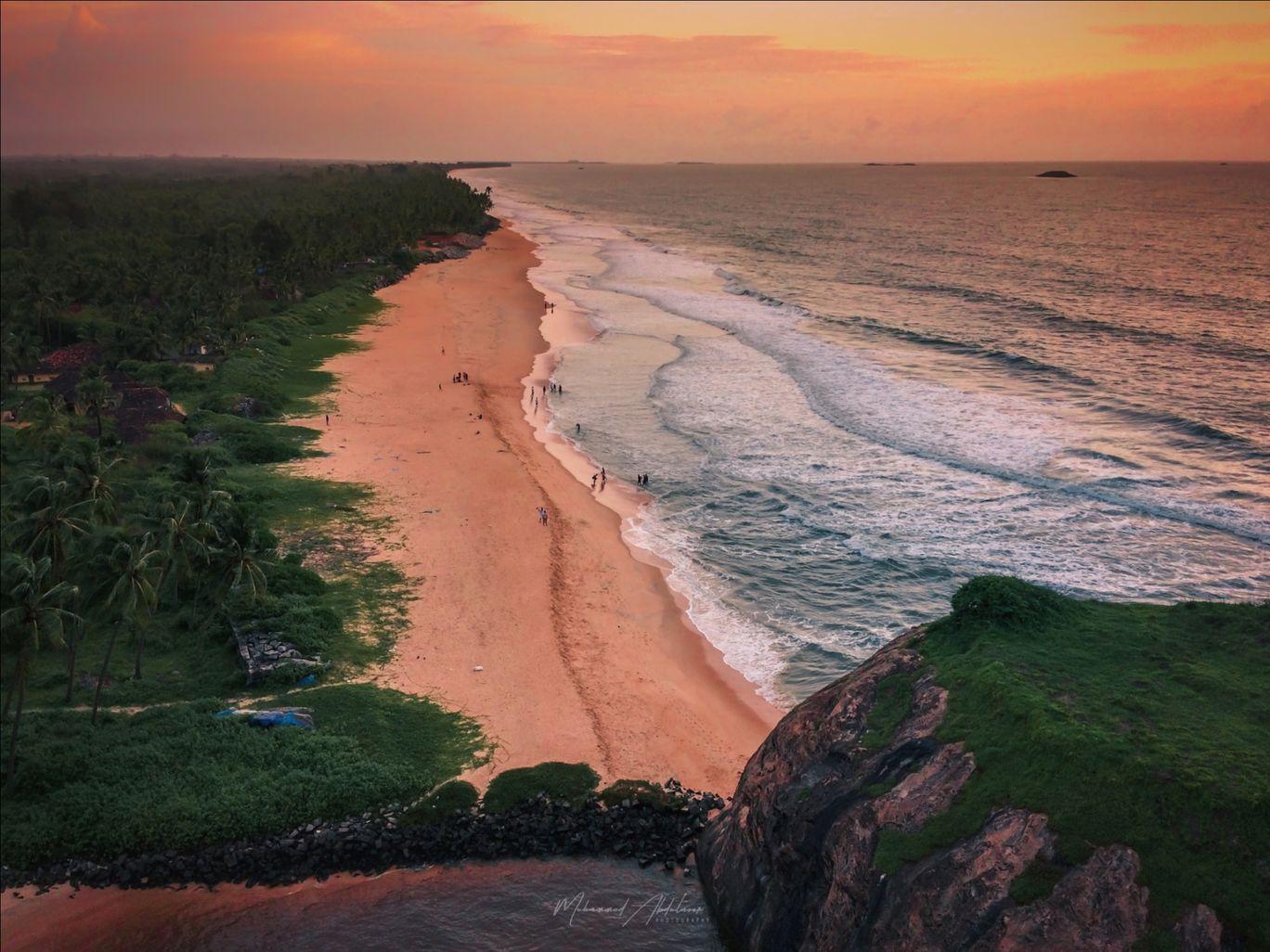 Photo of Kapu Beach Road By Muhammed Abdul Noor