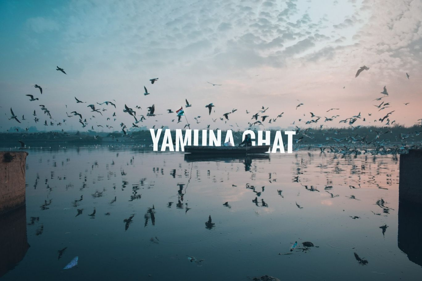 Photo of Yamuna Ghat By Yash Bhadauria