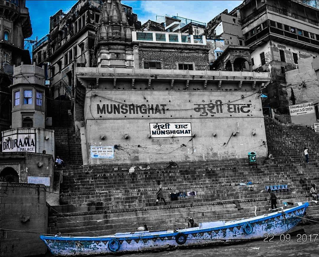 Photo of Varanasi By Ankita Pande