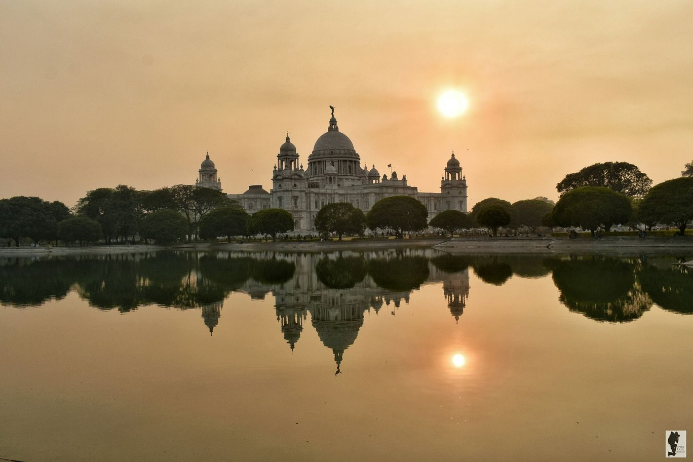 Photo of Victoria Memorial By Pratyush Mund