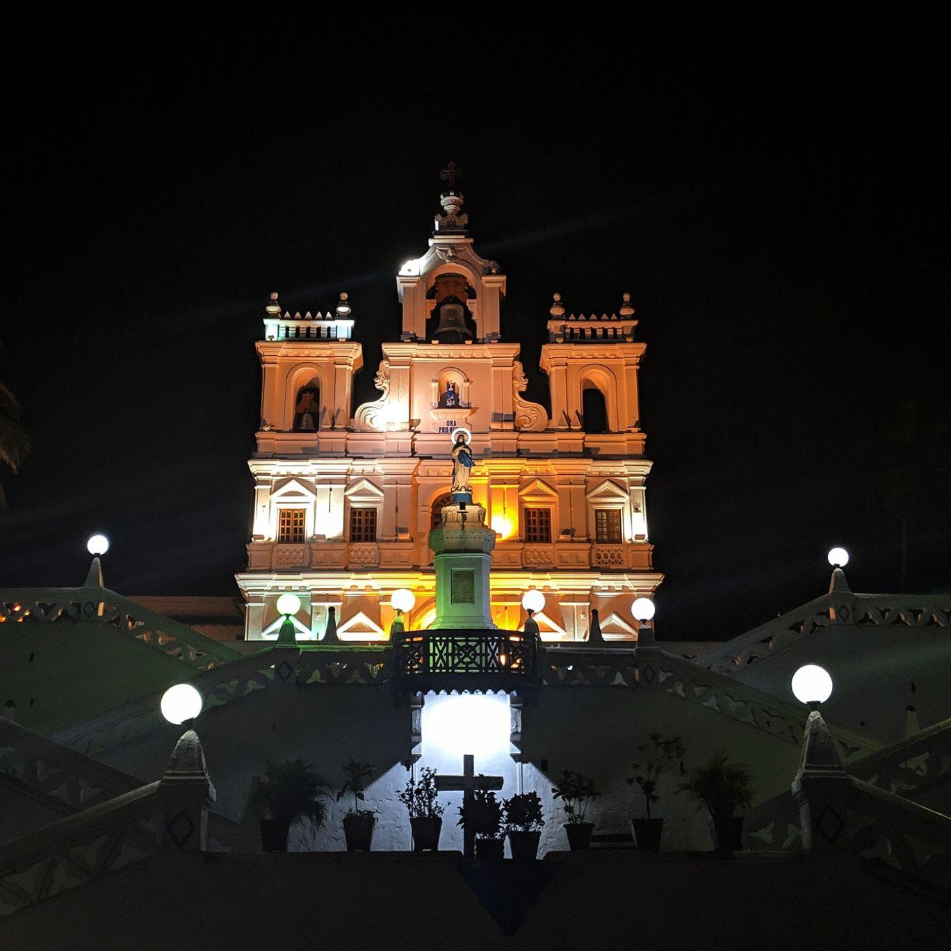 Photo of Panjim Church By Meetu Chawla