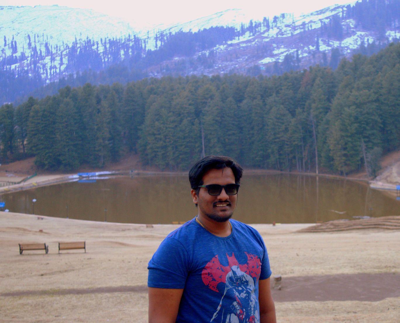 Photo of Sanasar Lake By Amrith Mayya