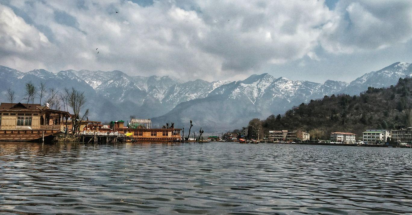 Photo of Dal Lake By Rajib Saha