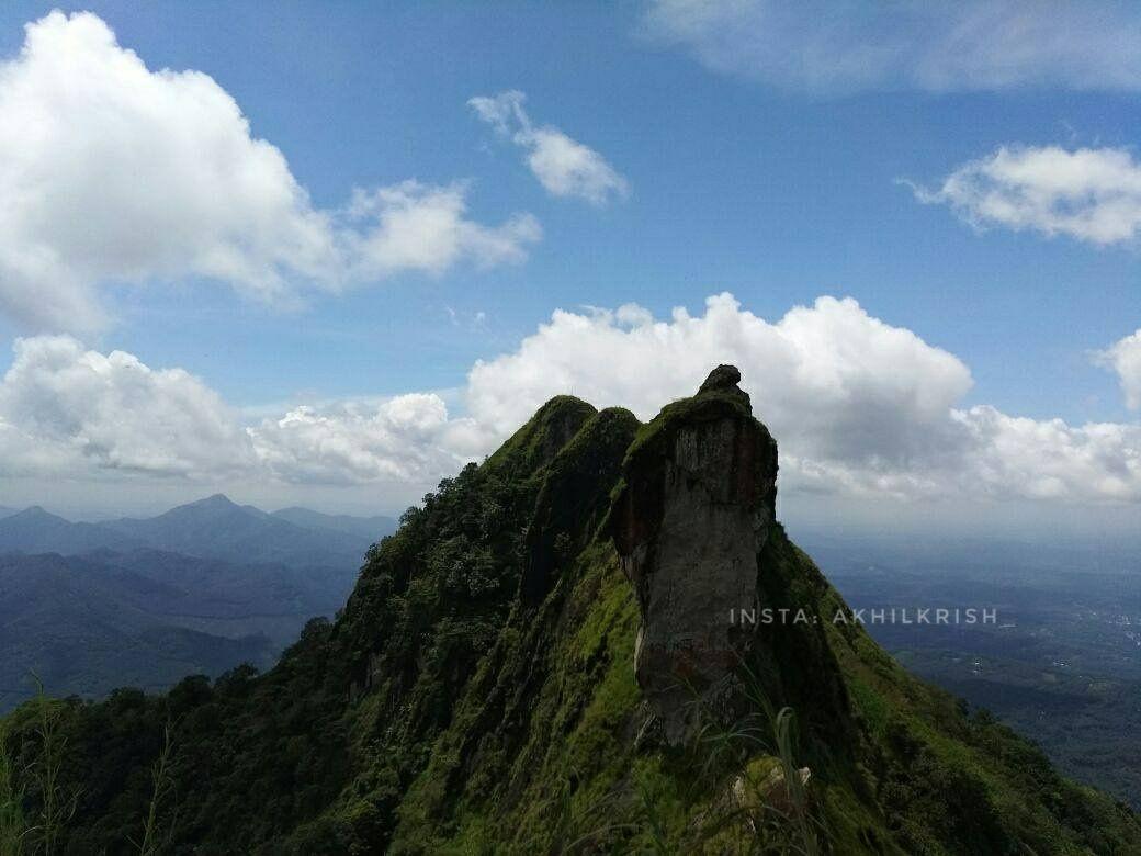 Photo of Wagamon hill view By Akhil Krish