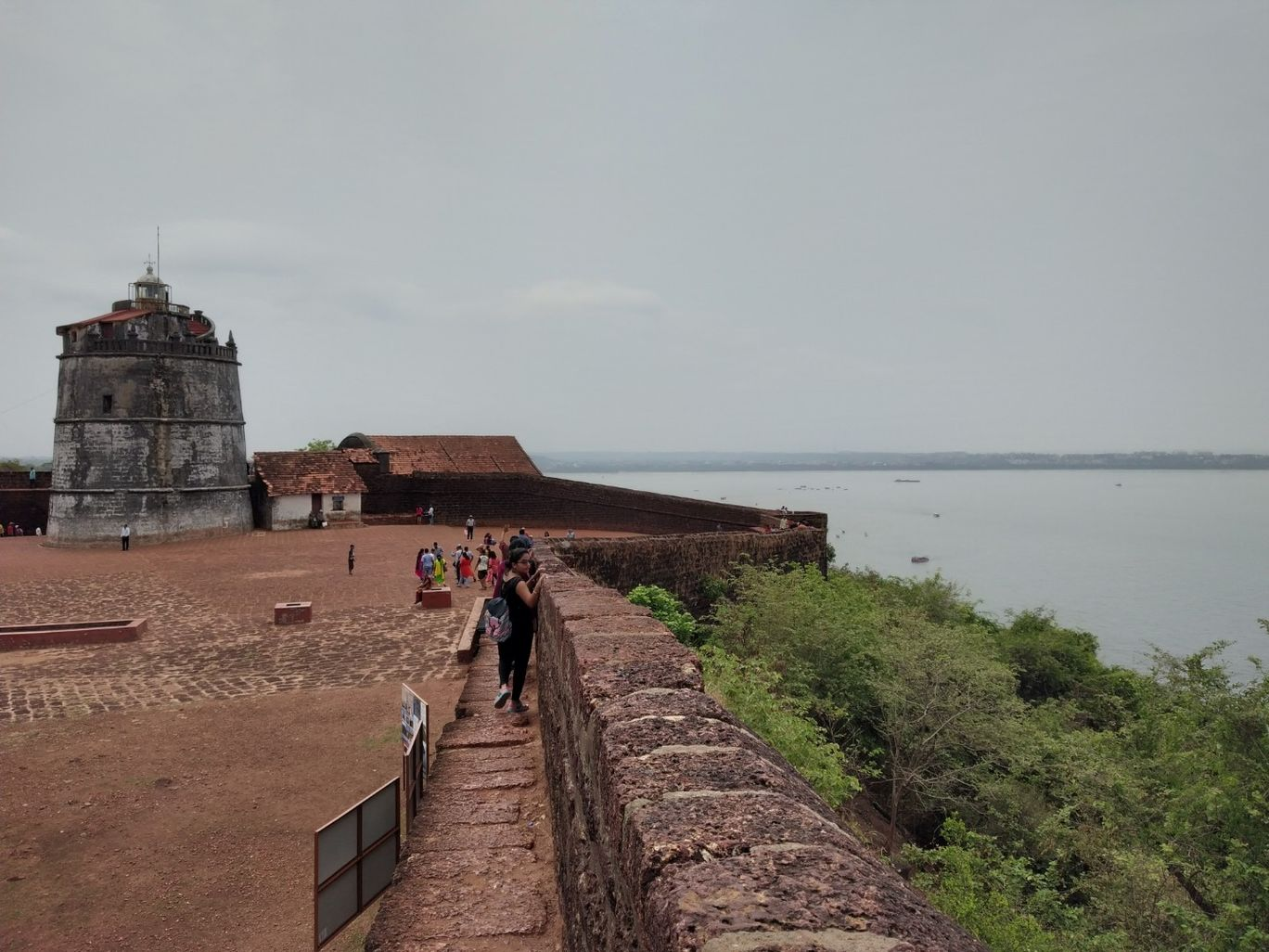 Photo of Aguada Fort Area By Mihir Gokhale