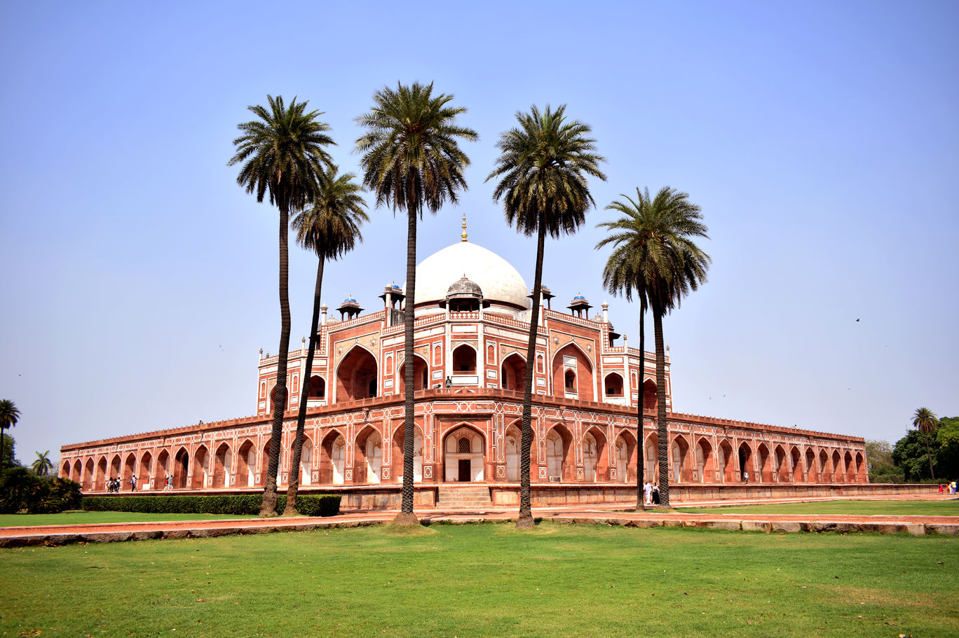 Photo of Humayun's Tomb By Sangam Garg