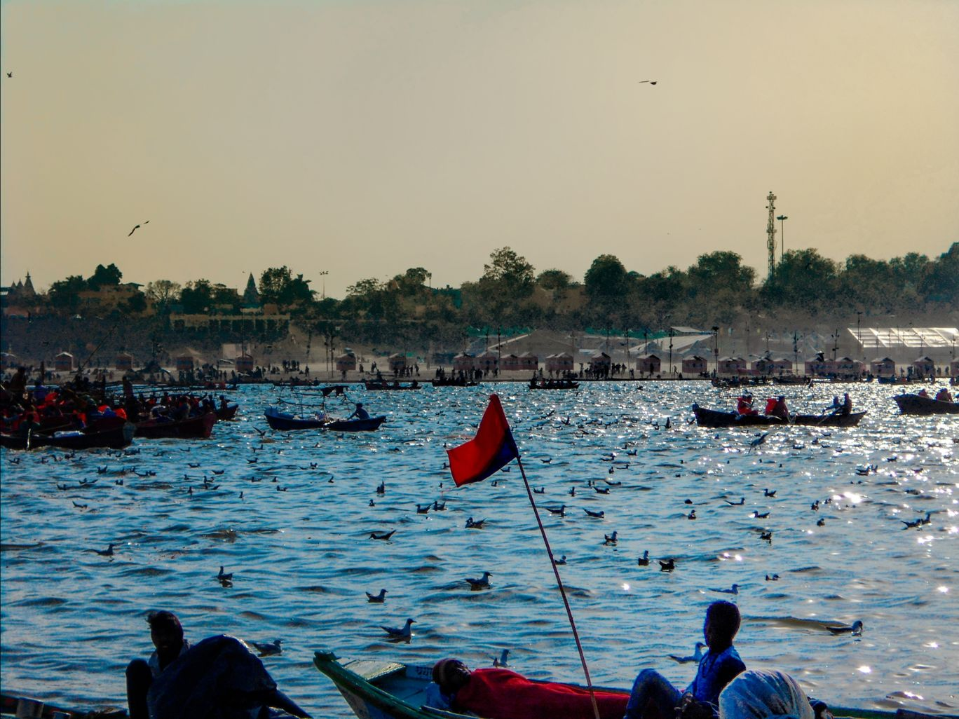 Photo of Prayagraj By Indranil Ghosh