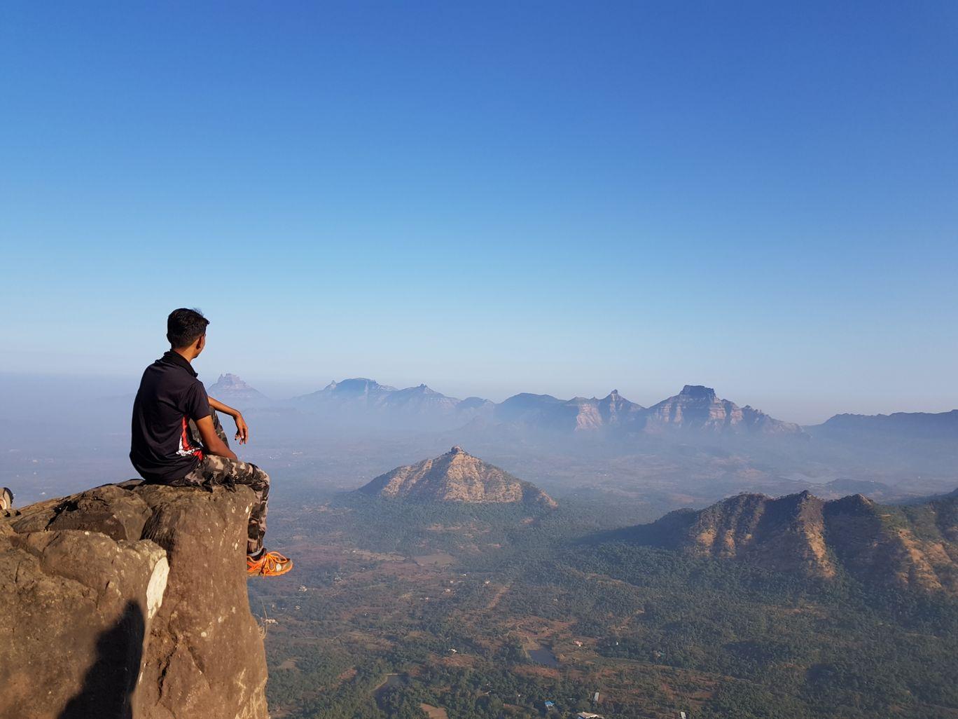 Photo of Kalavantin Durg Treking Start Point By Vipul Gunjal