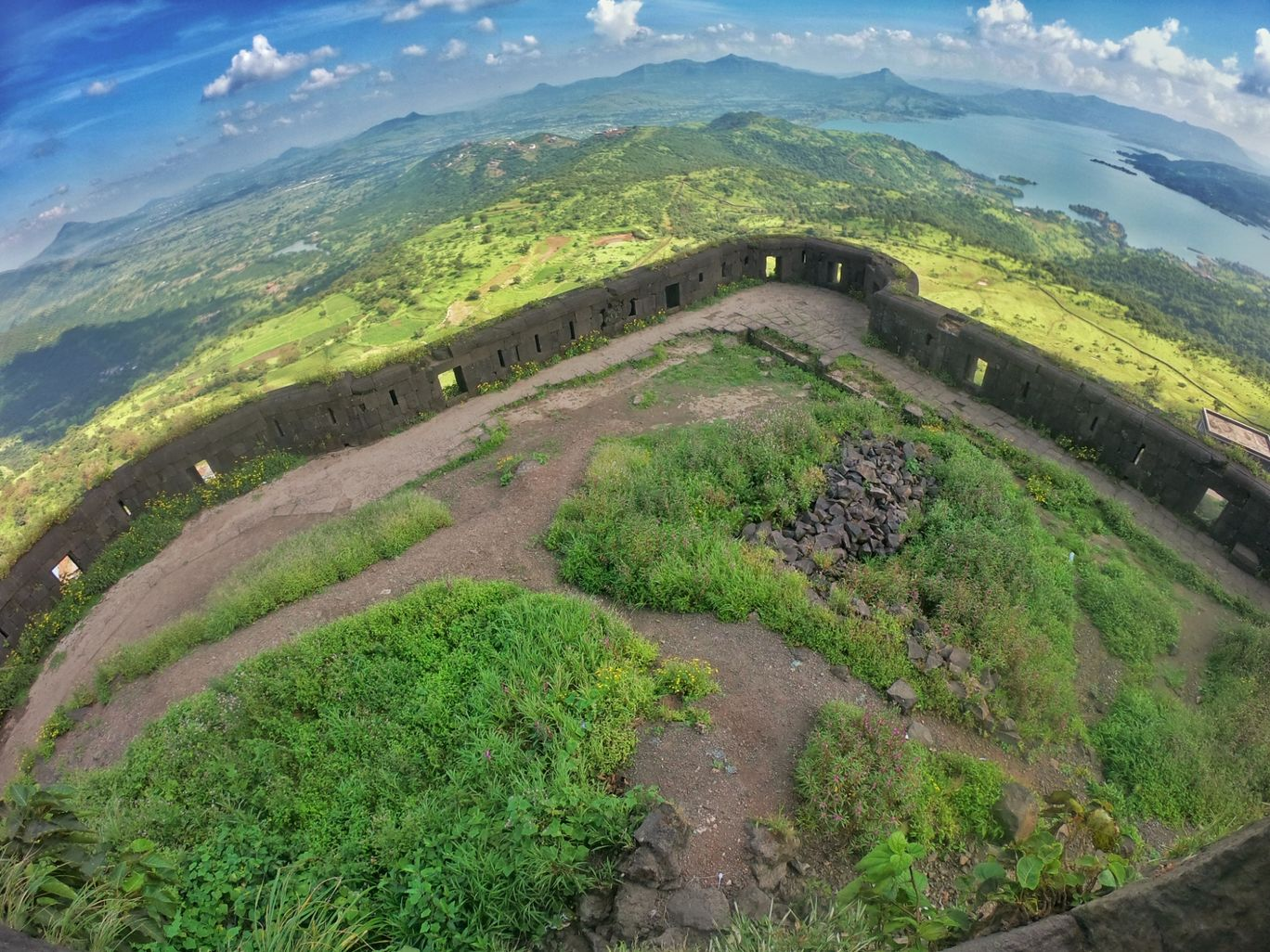 Photo of Lohagad Fort By Dipesh Singh