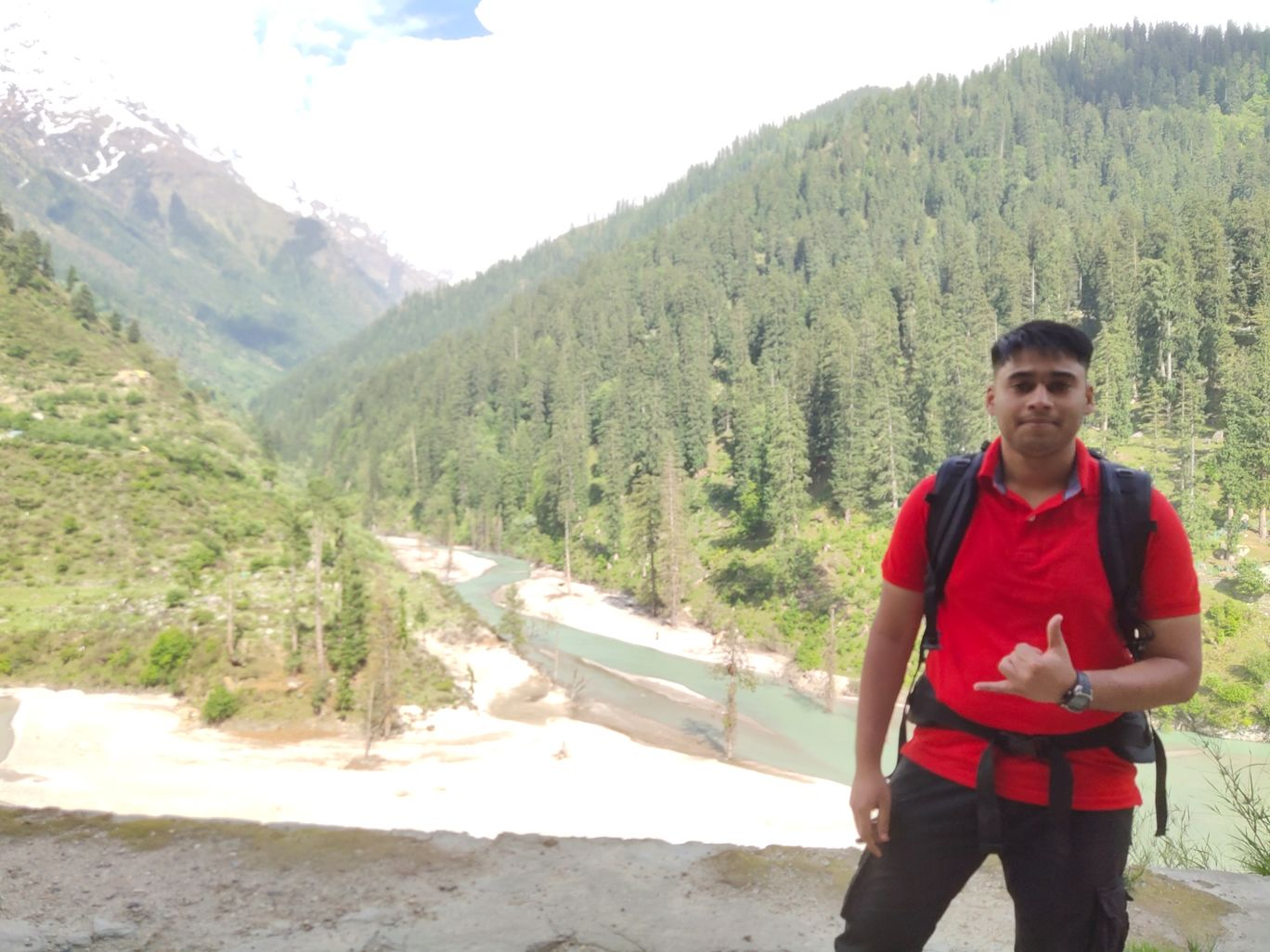 Photo of Kheer Ganga Trek By PRITINDRA SAHOO