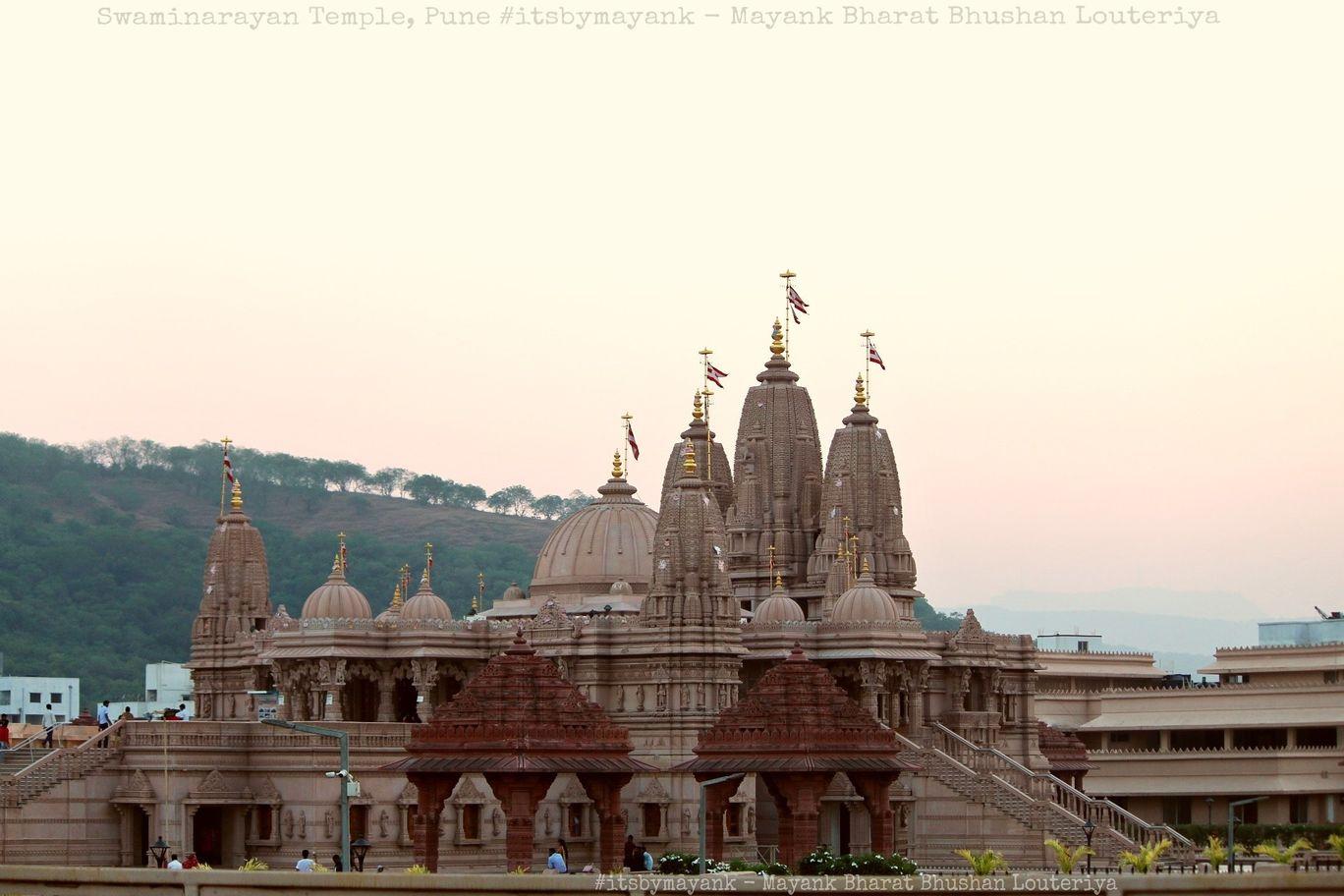 Photo of BAPS Shri Swaminarayan Mandir By Mayank kumar