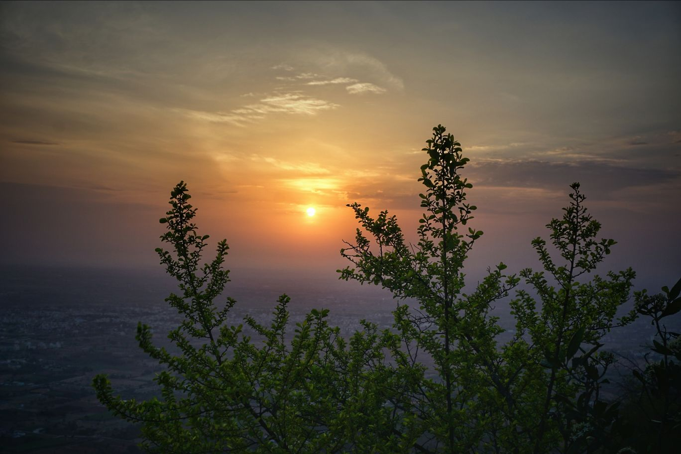 Photo of Skandagiri Hills By Keshav Cb