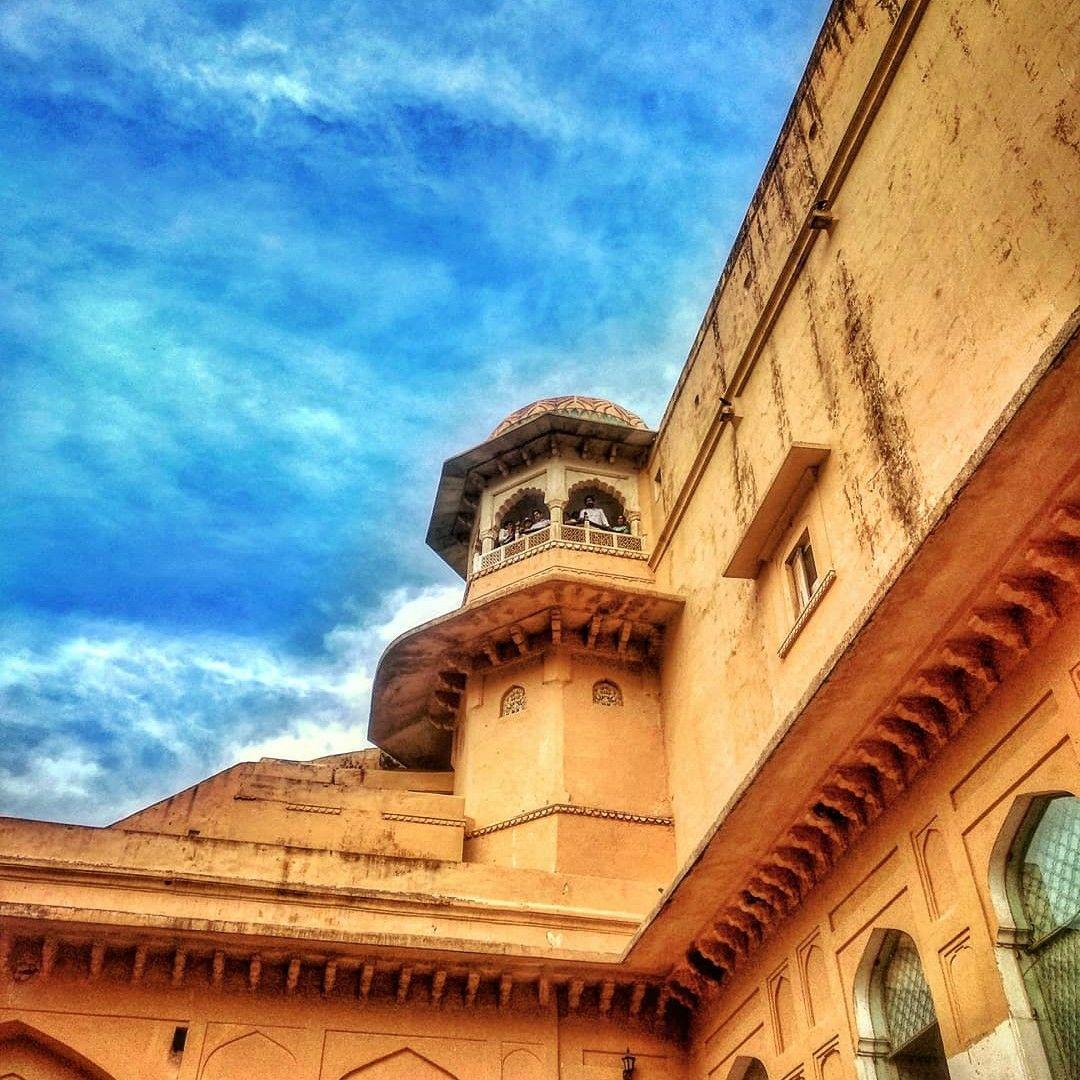 Photo of Amber Fort By Abhinav BHARDWAJ