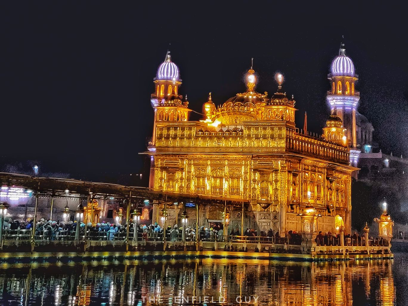 Photo of Golden Temple Amritsar By Abhinav BHARDWAJ
