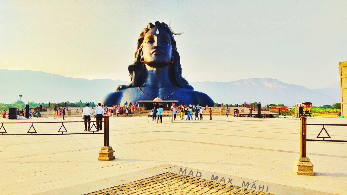 Photo of Adiyogi Statue By Mahadevan Mahath