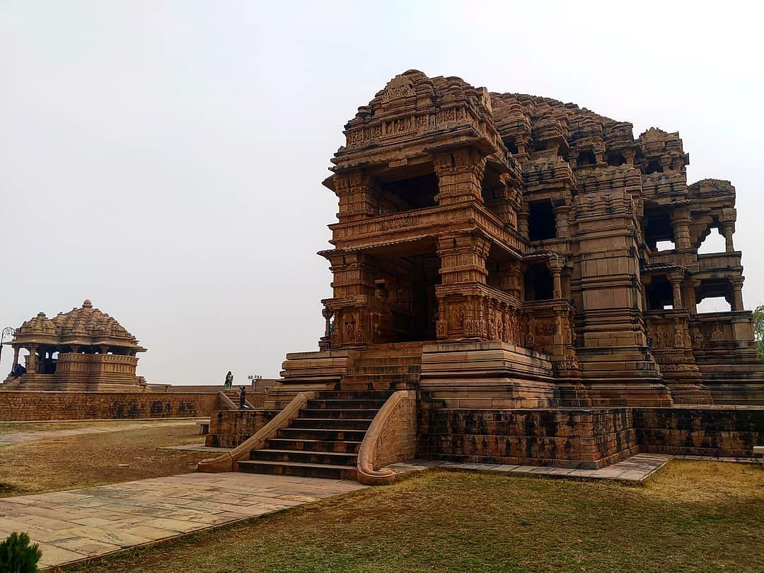 Photo of Gwalior Fort By anoop nair