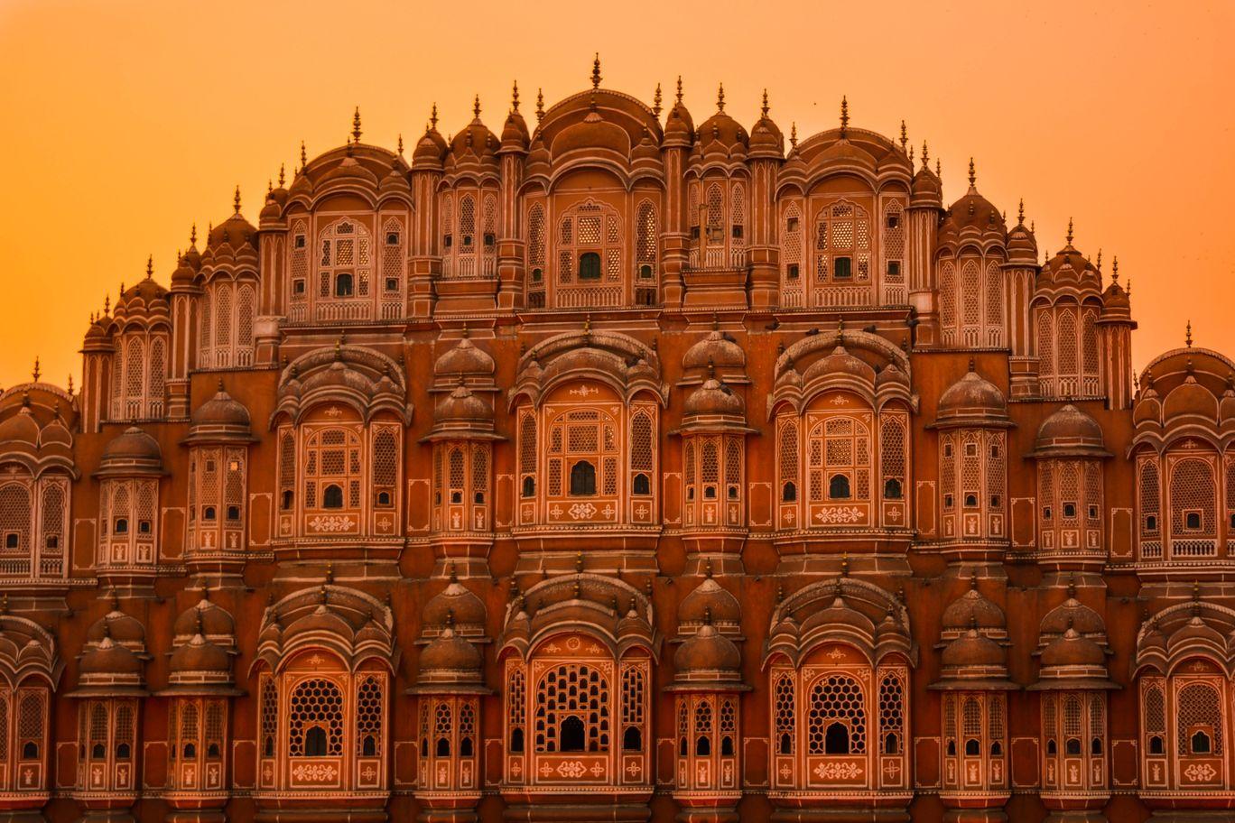 Photo of Jaipur By Himanshi Uttam