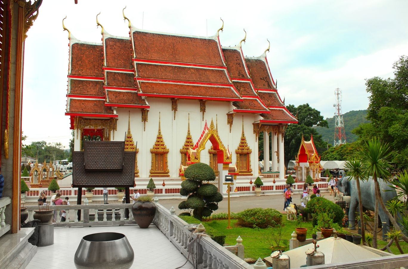 Photo of Wat Chalong By Tom Thomas Thekkekunnel