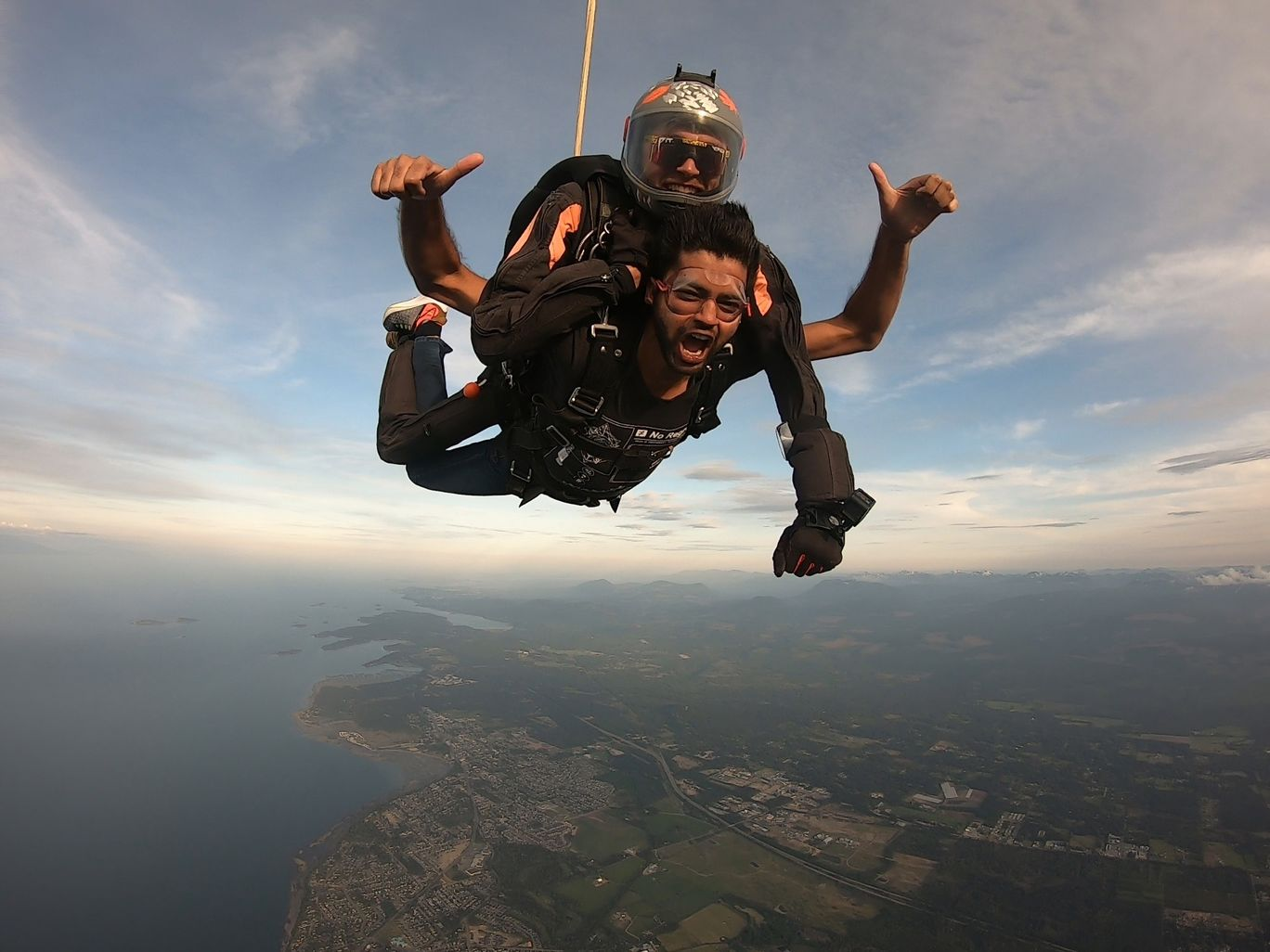 Photo of Skydive Vancouver Island By shailesh singh