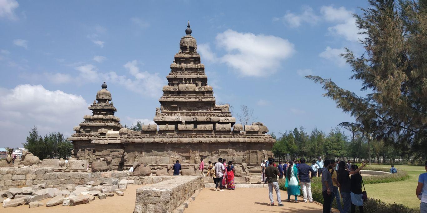 Photo of Mahabalipuram By iLluSionIst 08
