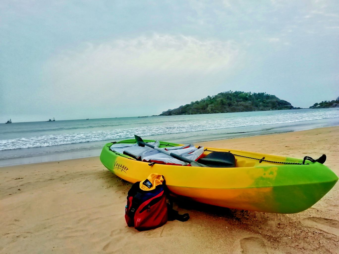 Photo of Palolem Beach By MRIGANK SINGHAL