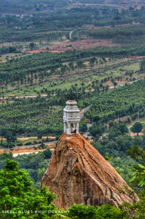 Photo of Shivagange hill By Pranjal Sharma