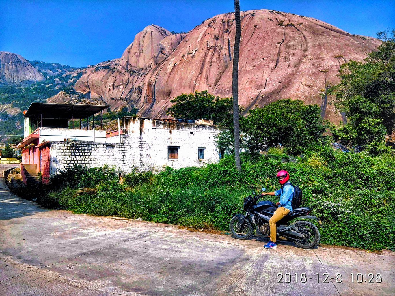 Photo of Savanadurga Hill By Abhishek Patel