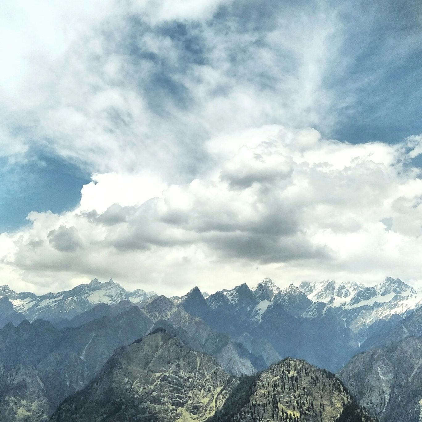 Photo of Himalayas By Falak Shah