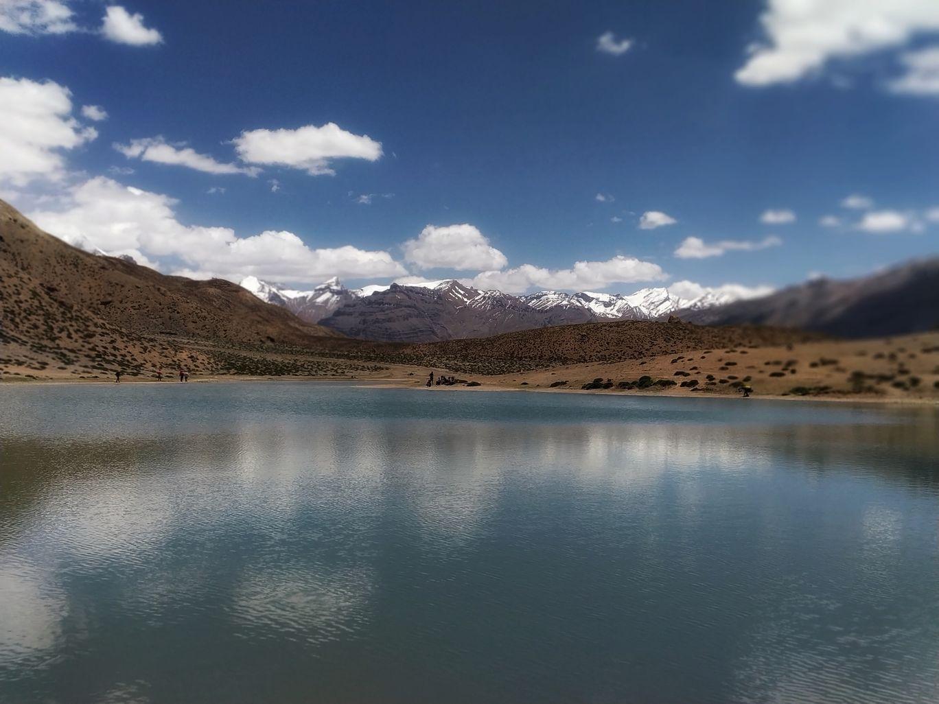 Photo of Dhankar Lake By surabhi