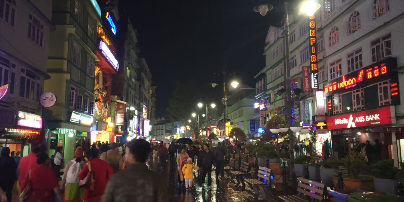 Photo of Gangtok By snehadip ghosh