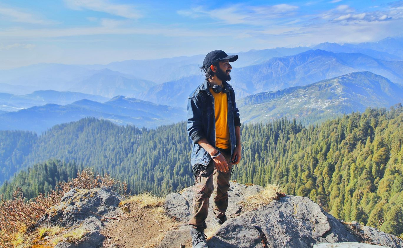 Photo of Hatu Peak By Musafirguy (Nomesh khatter)