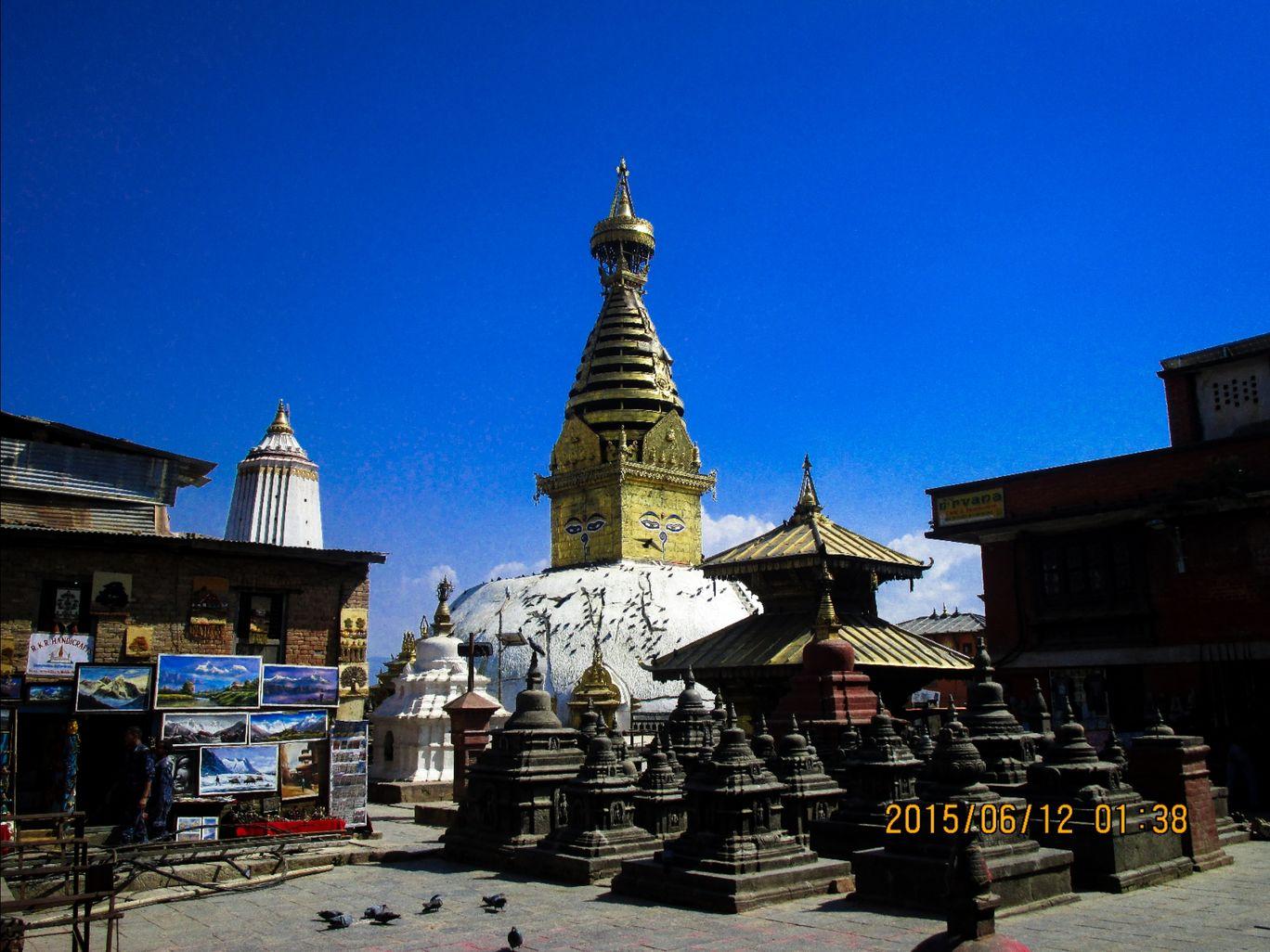 Photo of Swayambhunath Stupa By shiv shankar shah