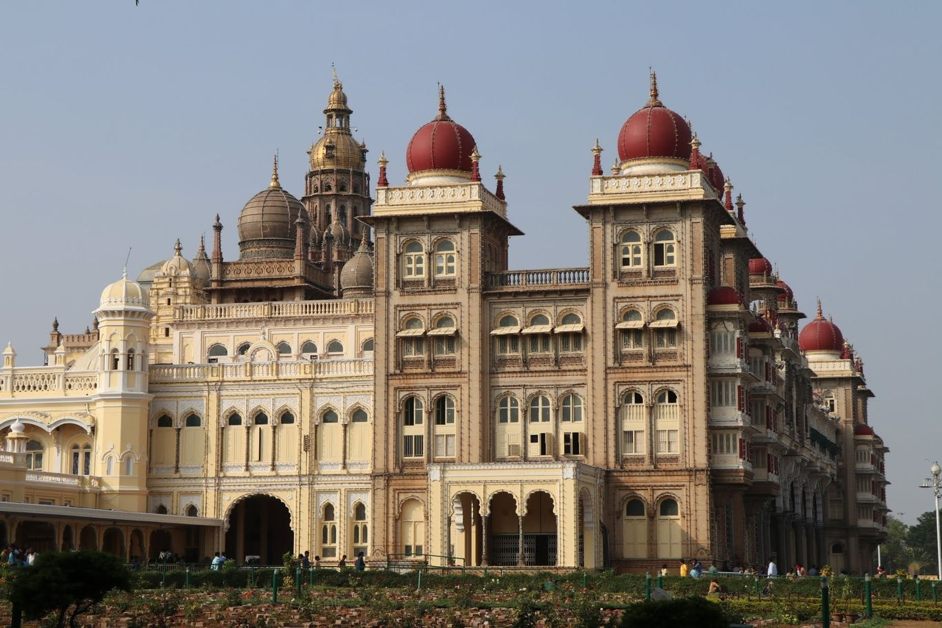 Photo of Mysore Palace By Poorva Ghiya