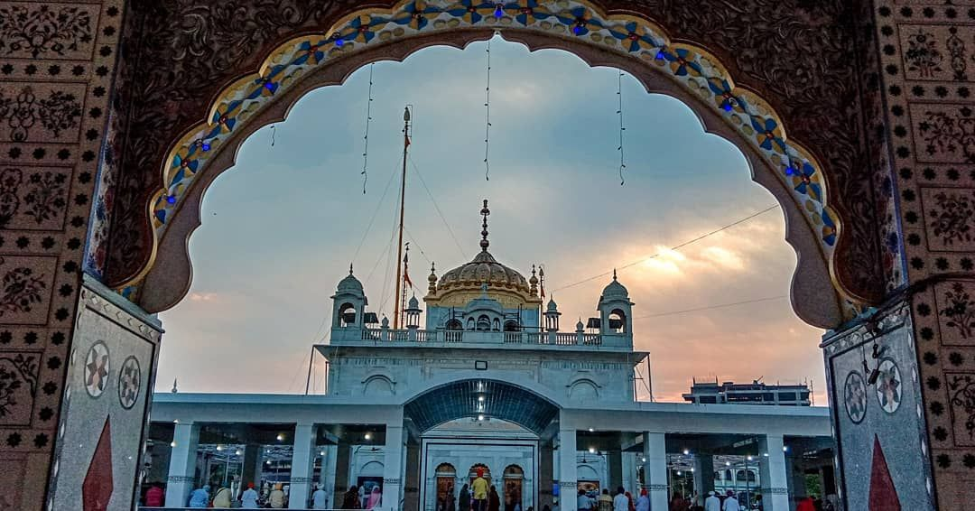 Photo of Takhat Sachkhand Sri Hazur Abchal Nagar Sahib By Shubham Chaudhary