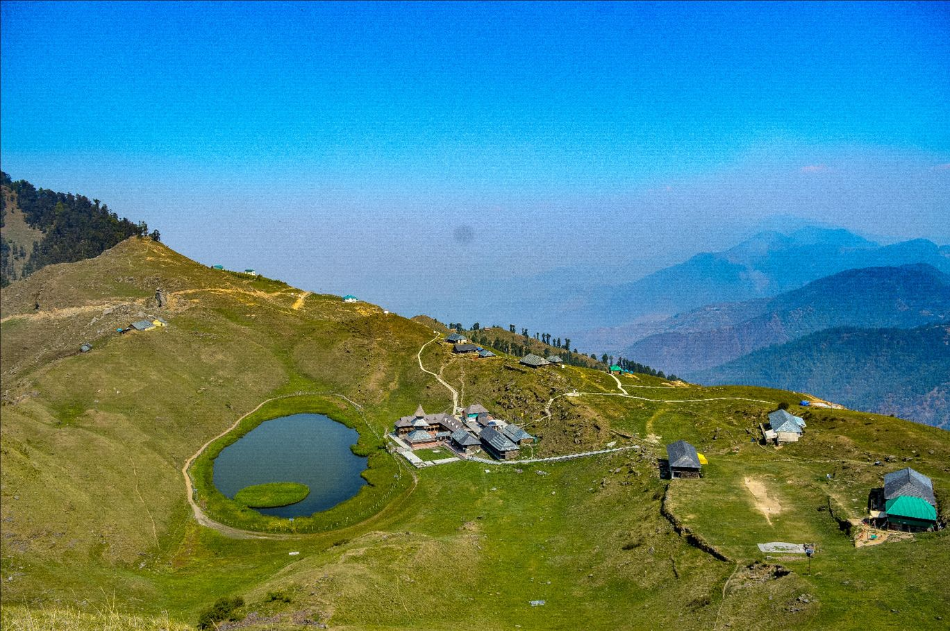Photo of Parashar Lake By Mountain Balak