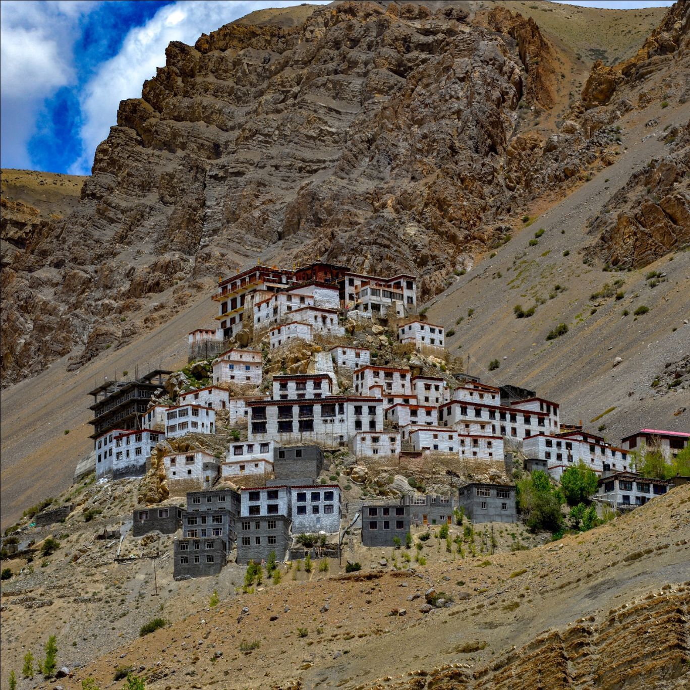 Photo of Key Gompa By Mountain Balak