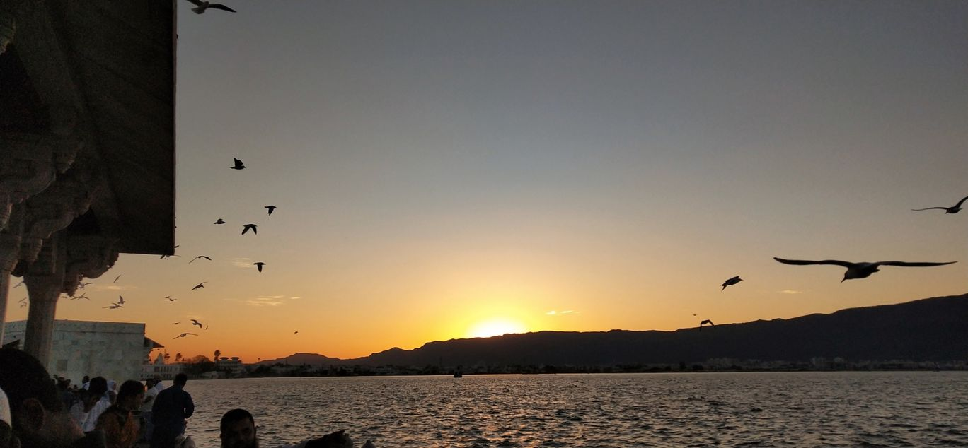 Photo of Ana Sagar Lake By Saif Ali