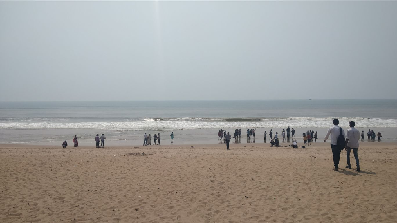 Photo of Konark Beach By Anshul kumar
