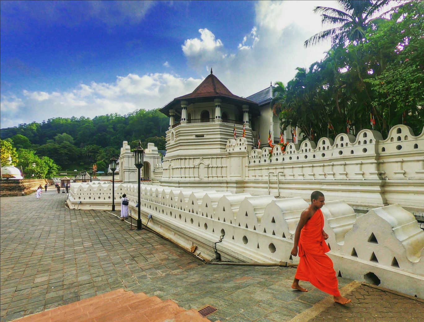 Photo of Temple of the Sacred Tooth Relic By Adityaraj Shinde