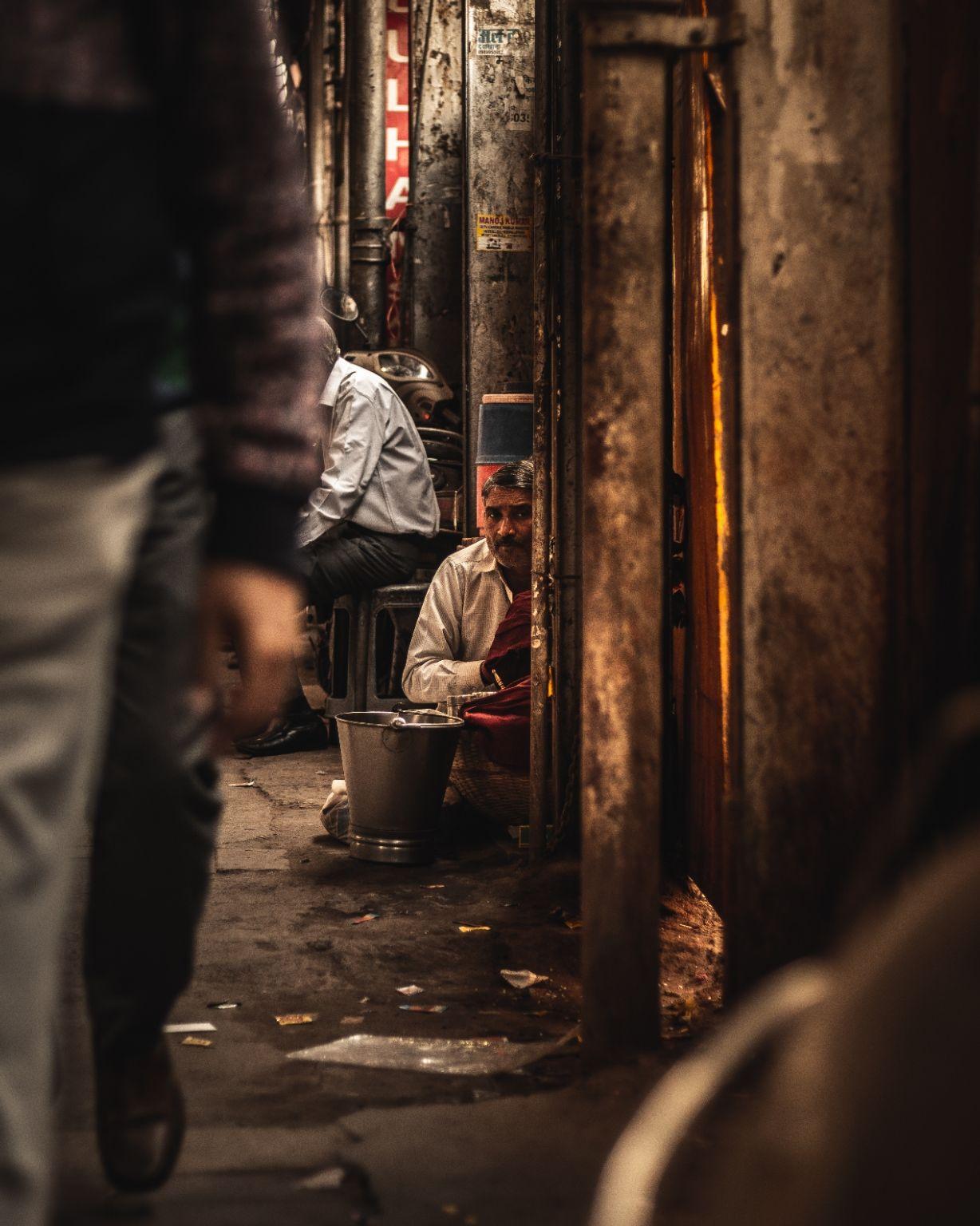 Photo of Chawri Bazar By Aarohan Tiwari