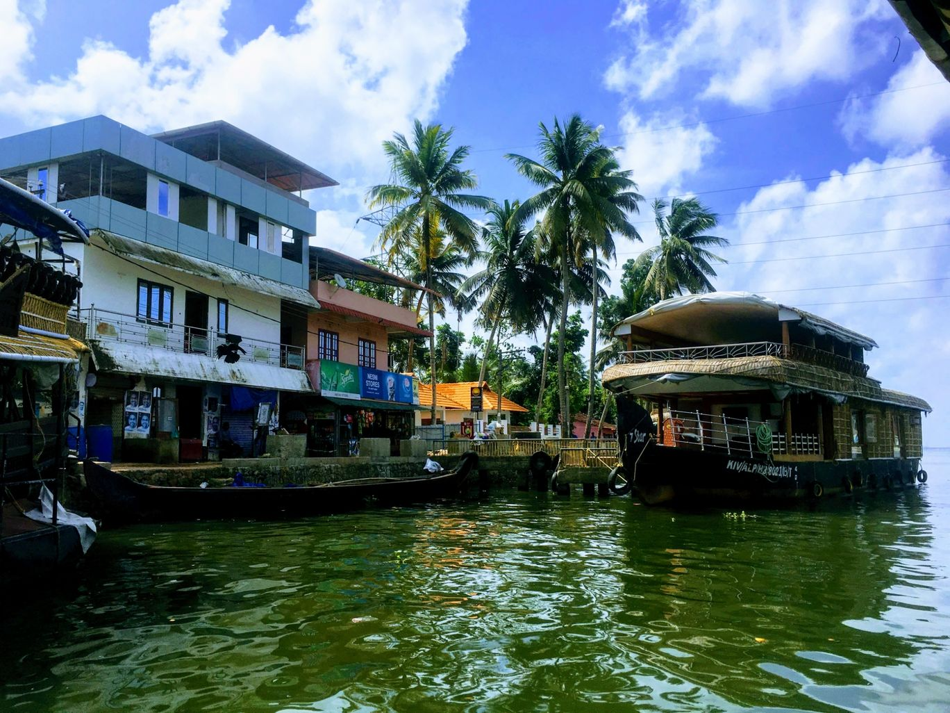 Photo of Alleppey By pankaj
